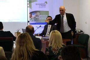 Υλοποίηση Φόρουμ για τις επιχειρηματικές ευκαιρίες στον κλάδο των τροφίμων μέσα από την παρουσίαση του Περιφερειακού Σχεδίου Δράσης του έργου «ECOWASTE4FOOD»