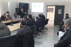Ολοκληρώθηκε η έβδομη συνάντηση του δικτύου εμπλεκομένων μερών του έργου REGIO-MOB στην Κοζάνη