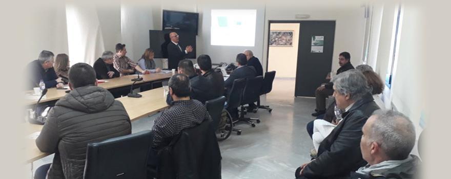 Ολοκληρώθηκε η έβδομη συνάντηση του δικτύου εμπλεκομένων μερών του έργου  REGIO-MOB στην Κοζάνη 84cf242773a
