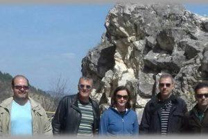Μετεωρίτες στο Σπήλαιο Γρεβενών