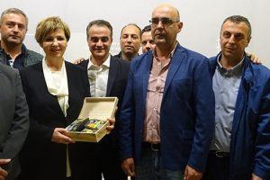 Συνάντηση της Υπουργού Προστασίας του Πολίτη και του Περιφερειάρχη Δυτικής Μακεδονίας με το προεδρείο των Συνοριακών Φυλάκων Ν. Καστοριάς