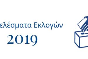 Αποτελέσματα εκλογών 2019