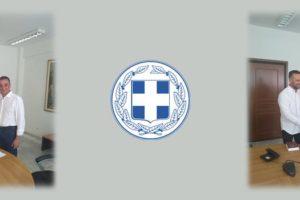 Ορκίστηκε σήμερα ο νέος Περιφερειακός Σύμβουλος Γεράσιμος Πυραμίδης
