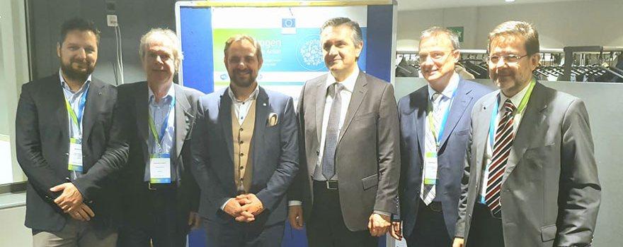 Επίσημα κατατέθηκε στην Ευρωπαϊκή Ένωση η πρόταση της Δυτικής Μακεδονίας για εφαρμογές και επενδύσεις στην τεχνολογία υδρογόνο