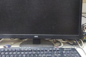 Υπολογιστής σε Γραφείο της ΠΔΜ