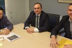 Λυσσαρίδης: Σε συνάντηση εργασίας με τον Υφυπουργό Χωροταξίας και Αστικού Περιβάλλοντος κ. Δημήτριο Οικονόμου για το κρίσιμο ζήτημα της αποκατάστασης των ορυχείων της ΔΕΗ Α.Ε. στο πλαίσιο της Δίκαιης Μετάβασης για την Περιφέρεια Δυτικής Μακεδονίας