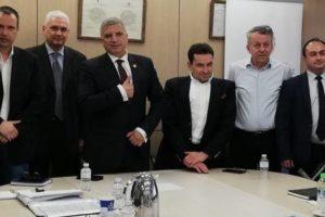 Συνάντηση Αντιπεριφερειαρχών Ανάπτυξης/Επιχειρηματικότητας στην Αθήνα