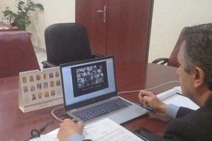 Τηλεδιάσκεψη του Περιφερειάρχη Δυτικής Μακεδονίας με την Συντονιστική Επιτροπή του Σχεδίου Δίκαιης Αναπτυξιακής Μετάβασης (ΣΔΑΜ)