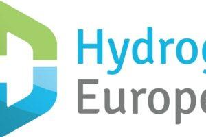 Hydrogen Europe λογότυπο