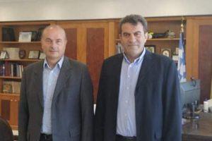 Στην Π.Ε. Καστοριάς ο Εκτελεστικός Γραμματέας της Περιφέρειας Δυτικής Μακεδονίας Γρηγόρης Γρηγοριάδης
