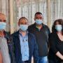 Επίσκεψη του Αντιπεριφερειάρχη Περιφερειακής Ανάπτυξης, Νίκου Λυσσαρίδη, στην τοπική κοινότητα Ροδίτη
