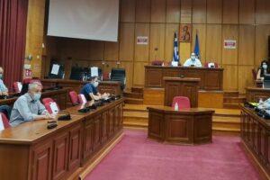 Συνεδρίασε την Παρασκευή 18/9 η Επιτροπή Παραγωγικής Ανασυγκρότησης και Κοινωνικής Συνοχής της Περιφέρειας Δυτικής Μακεδονίας
