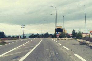 συντήρηση οδικού δικτύου Γρεβενών