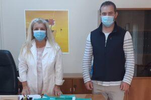 Διανομή Υγειονομικού Υλικού στα Κέντρα Υγείας της Περιφέρειας Δυτικής Μακεδονίας