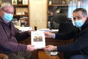 Ενώνουν δυνάμεις για την ανάπτυξή τους οι Περιφέρειες Ηπείρου και Δυτικής Μακεδονίας - συνάντηση των Περιφερειαρχών Αλέξανδρου Καχριμάνη και Γεωργίου Κασαπίδη