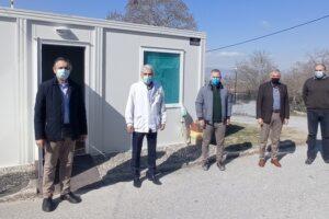 Στη μάχη κατά της πανδημίας και το Κέντρο Υγείας Σερβίων - Λειτουργία του ως εμβολιαστικό Κέντρο, αρωγός στον αγώνα κατά του κορωνοϊού 1