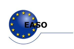 Ευρωπαϊκή Υπηρεσία Υποστήριξης Ασύλου (EASO) logo