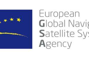 Ευρωπαϊκή Υπηρεσία GSA (European Global Navigation Satellite Systems Agency) logo