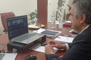 Την ίδρυση και ανάπτυξη κόμβου καινοτομίας για το υδρογόνο (H2) και πράσινων ενεργειακών τεχνολογιών και τεχνολογιών περιβάλλοντος, προανήγγελλε σήμερα ο Περιφερειάρχης Δυτικής Μακεδονίας Γιώργος Κασαπίδης