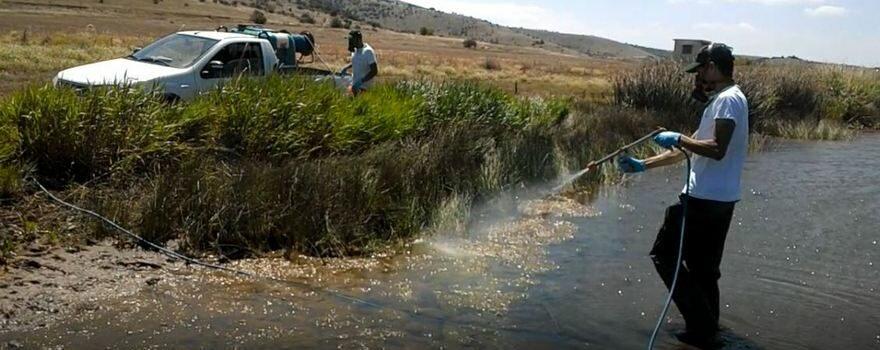 Έργο Καταπολέμησης Κουνουπιών Περιφέρειας Δυτικής Μακεδονίας 2020-2022 - 7