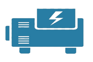 Γεννήτρια ηλεκτρικού ρεύματος icon