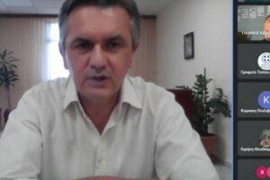 Συνέντευξη τύπου του Περιφερειάρχη Δυτικής Μακεδονίας με θέμα «Εξελίξεις με White Dragon»