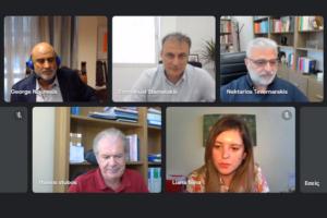 Προγραμματική σύμβαση Περιφέρεια Δυτικής Μακεδονίας–Ίδρυμα Τεχνολογίας & Έρευνας για τη μελέτη εκλύσεων αερίων από πηγές στη Δεσκάτη Γρεβενών