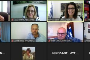8η συνεδρίαση Εκτελεστικής Επιτροπής ΠΔΜ (9-9-2021)
