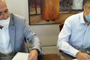 Υπογραφή Προγραμματικής Σύμβασης 121.892€ από τον Περιφερειάρχη Γ. Κασαπίδη για την Αναβάθμιση των Υποδομών του Χιονοδρομικού Κέντρου Βιτσίου 2