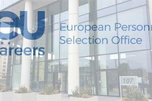 Ευρωπαϊκό Γραφείο Επιλογής Προσωπικού (EPSO) λογότυπο