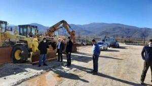 Επίσκεψη του Περιφερειάρχη Δυτικής Μακεδονίας στην Π.Ε. Φλώρινας για την κατάρτιση του τεχνικού προγράμματος 2021 (2)