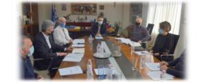 Επίσκεψη του Περιφερειάρχη Δυτικής Μακεδονίας στην Π.Ε. Φλώρινας για την κατάρτιση του τεχνικού προγράμματος 2021 (4)