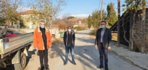 Επίσκεψη του Περιφερειάρχη σε απομακρυσμένες κοινότητες του Βοΐου