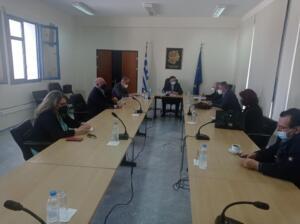 Επίσκεψη του Προέδρου ΕΛΓΑ κ. Ανδρέα Λυκουρέντζου στη Δυτική Μακεδονία για τις σοβαρές ζημίες από παγετό στις δενδρώδεις καλλιέργειες της Περιφέρειας 3