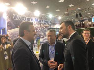 Η Περιφέρεια Δυτικής Μακεδονίας στη Διεθνή Έκθεση Τουρισμού Philoxenia 2019
