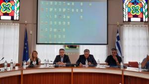 Έναρξη της διαβούλευσης του Γιώργου Κασαπίδη με τις τοπικές κοινωνίες για τα νέα χρηματοδοτικά προγράμματα