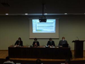 Η πορεία υλοποίησης των έργων για το φυσικό αέριο στην Περιφέρεια Δυτικής Μακεδονίας, συζητήθηκε στη συνάντηση του Περιφερειάρχη Δυτικής Μακεδονίας Γιώργου Κασαπίδη με κλιμάκιο του ΔΕΣΦΑ Α.Ε. 2