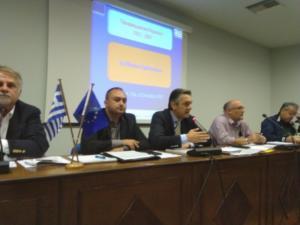Συνάντηση για την προετοιμασία της πρότασης κατευθύνσεων Αναπτυξιακής Στρατηγικής της Π.Δ.Μ για την νέα Προγραμματική Περίοδο 2021-2027