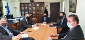 Κασαπίδης Γιώργος: Πορεία υλοποίησης σημαντικών έργων για τον πρωτογενή τομέα της Π.Δ.Μ.