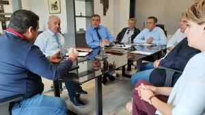 Από την Φλώρινα ξεκίνησε το πρόγραμμα επισκέψεων της δεύτερης εβδομάδας στην Περιφέρεια Δυτικής Μακεδονίας ο Κωστής Μουσουρούλης, συνοδευόμενος από τον Περιφερειάρχη Γιώργο Κασαπίδη