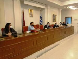 Δήμος Καστοριάς: πραγματοποιήθηκαν συσκέψεις για την πορεία υλοποίησης των έργων ΕΣΠΑ 2