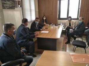 Υπογραφή Προγραμματικής Σύμβασης 2.050.000 € για την Ενεργειακή Αναβάθμιση του Γενικού Νοσοκομείου Καστοριάς παρουσία του Περιφερειάρχη Δυτικής Μακεδονίας Γιώργου Κασαπίδη 3
