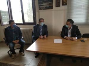 Υπογραφή Προγραμματικής Σύμβασης 2.050.000 € για την Ενεργειακή Αναβάθμιση του Γενικού Νοσοκομείου Καστοριάς παρουσία του Περιφερειάρχη Δυτικής Μακεδονίας Γιώργου Κασαπίδη 4