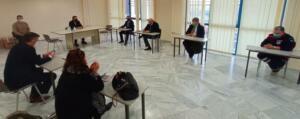Συνάντηση του Γενικού Γραμματέα του Υπουργείου Υγείας με τον Περιφερειάρχη Δυτικής Μακεδονίας και τον Αντιπεριφερειάρχη Κοινωνικής Μέριμνας και Ανάπτυξης