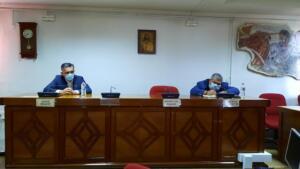 Συνάντηση του Περιφερειάρχη Δυτικής Μακεδονίας Γιώργου Κασαπίδη με τον Δήμαρχο Εορδαίας Παναγιώτη Πλακεντά 1