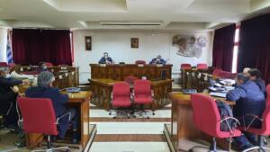 Συνάντηση του Περιφερειάρχη Δυτικής Μακεδονίας Γιώργου Κασαπίδη με τον Δήμαρχο Εορδαίας Παναγιώτη Πλακεντά2