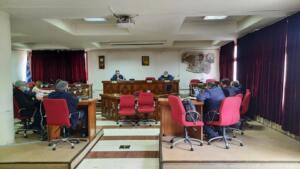 Συνάντηση του Περιφερειάρχη Δυτικής Μακεδονίας Γιώργου Κασαπίδη με τον Δήμαρχο Εορδαίας Παναγιώτη Πλακεντά3