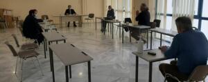 Συνάντηση Περιφερειάρχη με εκπροσώπους του νεοσύστατου συλλόγου Παραγωγών Λαϊκών Αγορών Π.Ε. Κοζάνης 1