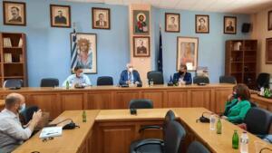 Συνεργασία Περιφέρειας Δυτικής Μακεδονίας με Υπουργείο Παιδείας για την αναβάθμιση της επαγγελματικής εκπαίδευσης και κατάρτισης στη Δυτική Μακεδονία 7