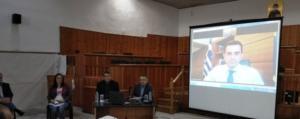 Ευρεία Σύσκεψη για το Φράγμα Νεστορίου στην Π. Ε. Καστοριάς, με τη συμμετοχή του Υφυπουργού Αγροτικής Ανάπτυξης & Τροφίμων